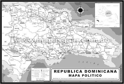 República Dominicana, Político Blanco y negro