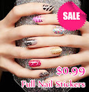 $0.99 Full Nail Stickers !