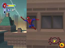 Puanlı Spiderman Oyunu