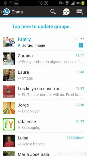 WhatsApp PLUS 6.87 APK
