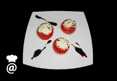 Recetas para Adelgazar: Tomates rellenos de Carne