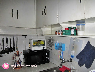 MyeDomains Enhancing Your Kitchen With Under Cabinet Lighting / our kitchen that needs some improvement