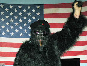 Che Gorilla -- Bartender And Blog Spokesman