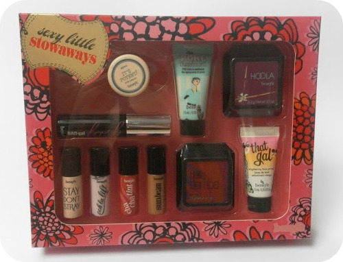 Benefit's Sexy Little Stowaways Gift Set