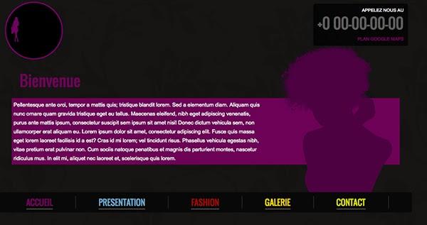 Téléchargez Coda Fashion, un template html, css et js, A Unix Mind In A Windows World