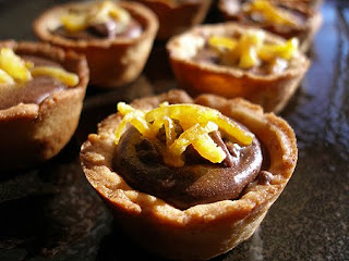 Chocolate Tartlets
