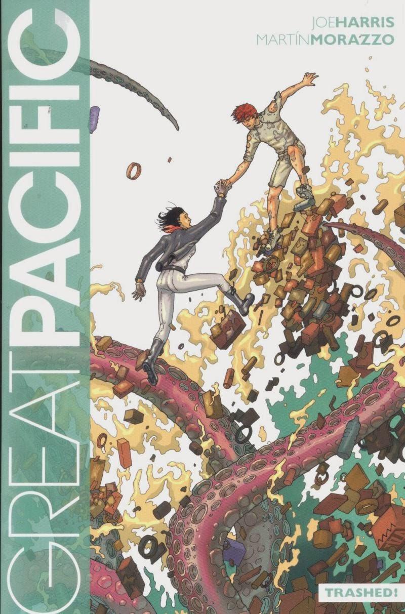 Great Pacific TPB Vol. 1