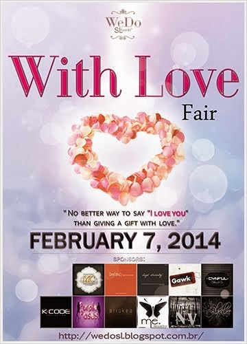 K-CODE / Sponsor for With Love Fair 2014