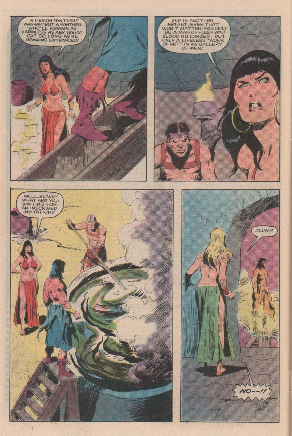 Conan the Barbarian (1970) Issue #159 #171 - English 19
