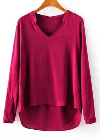 www.rosewe.com/gorgeous-v-neck-long-sleeve-red-t-shirt-g113303.html?lkid=3020