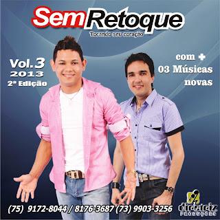 Sem Retoque - Vol.3 (2012)