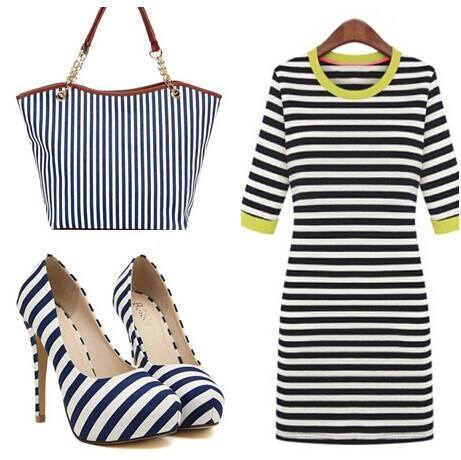 Striped Outfit Design | Outfits