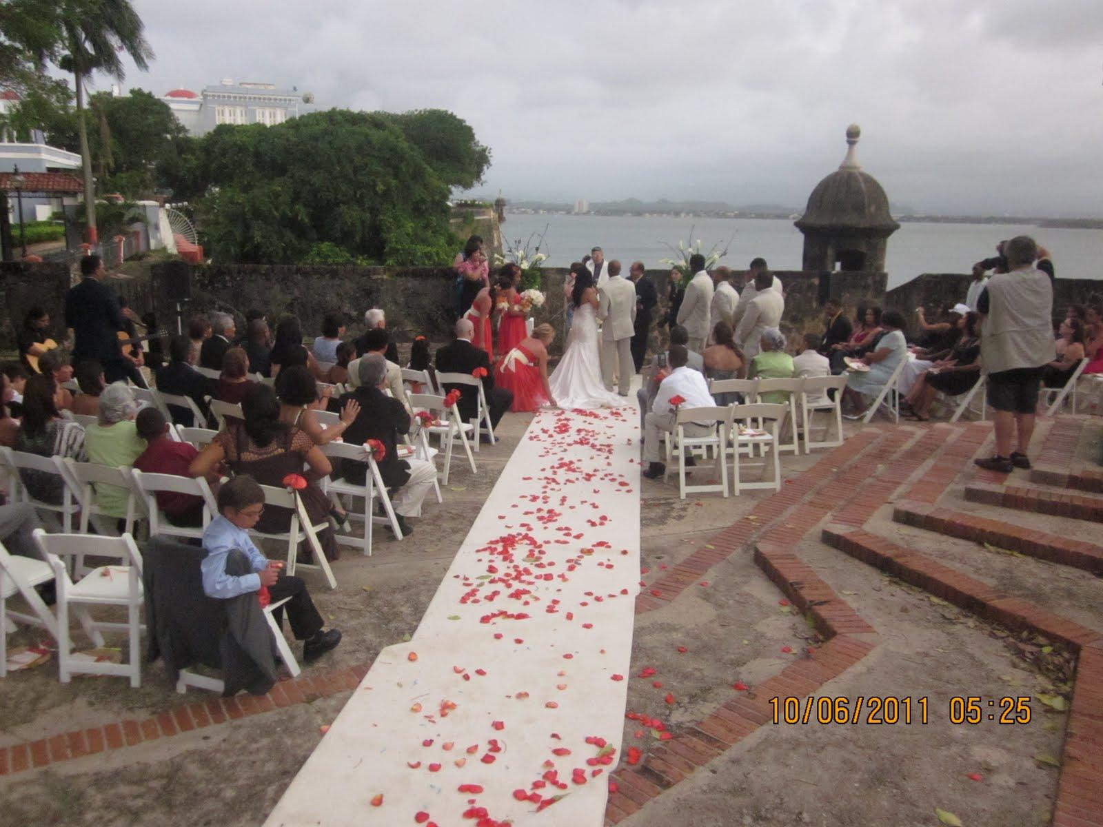 Simple outdoor ceremonies in puerto rico and the caribbean simple outdoor ceremonies in puerto rico and the caribbean junglespirit Gallery