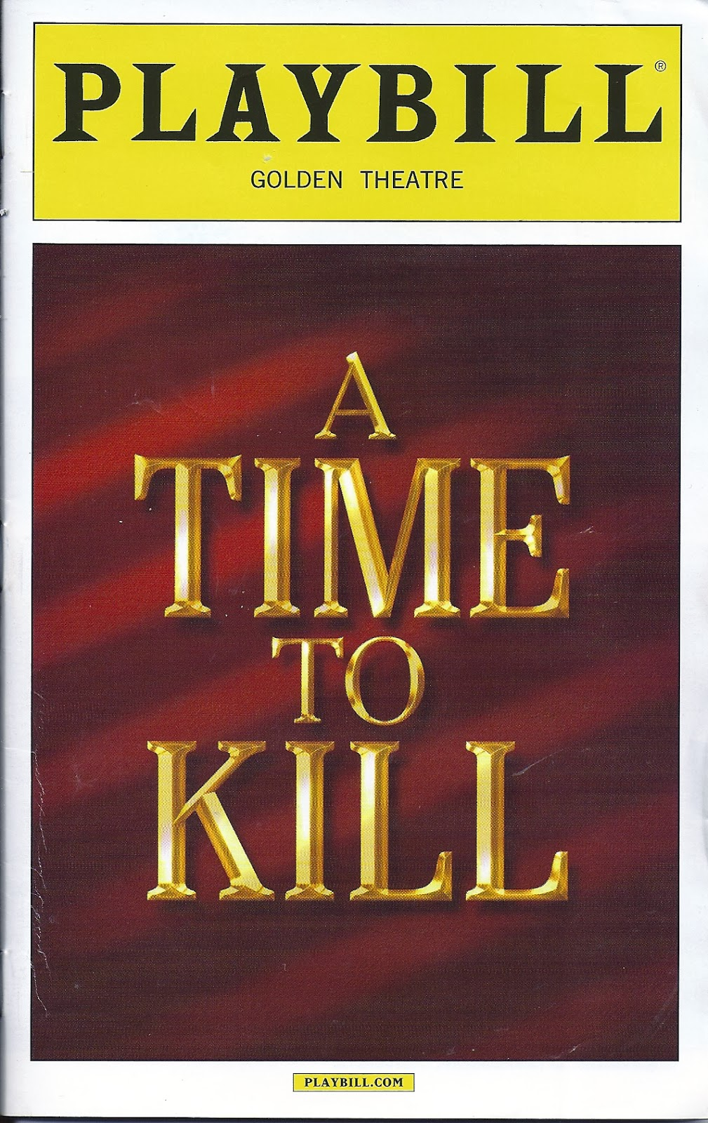 a time to kill review and