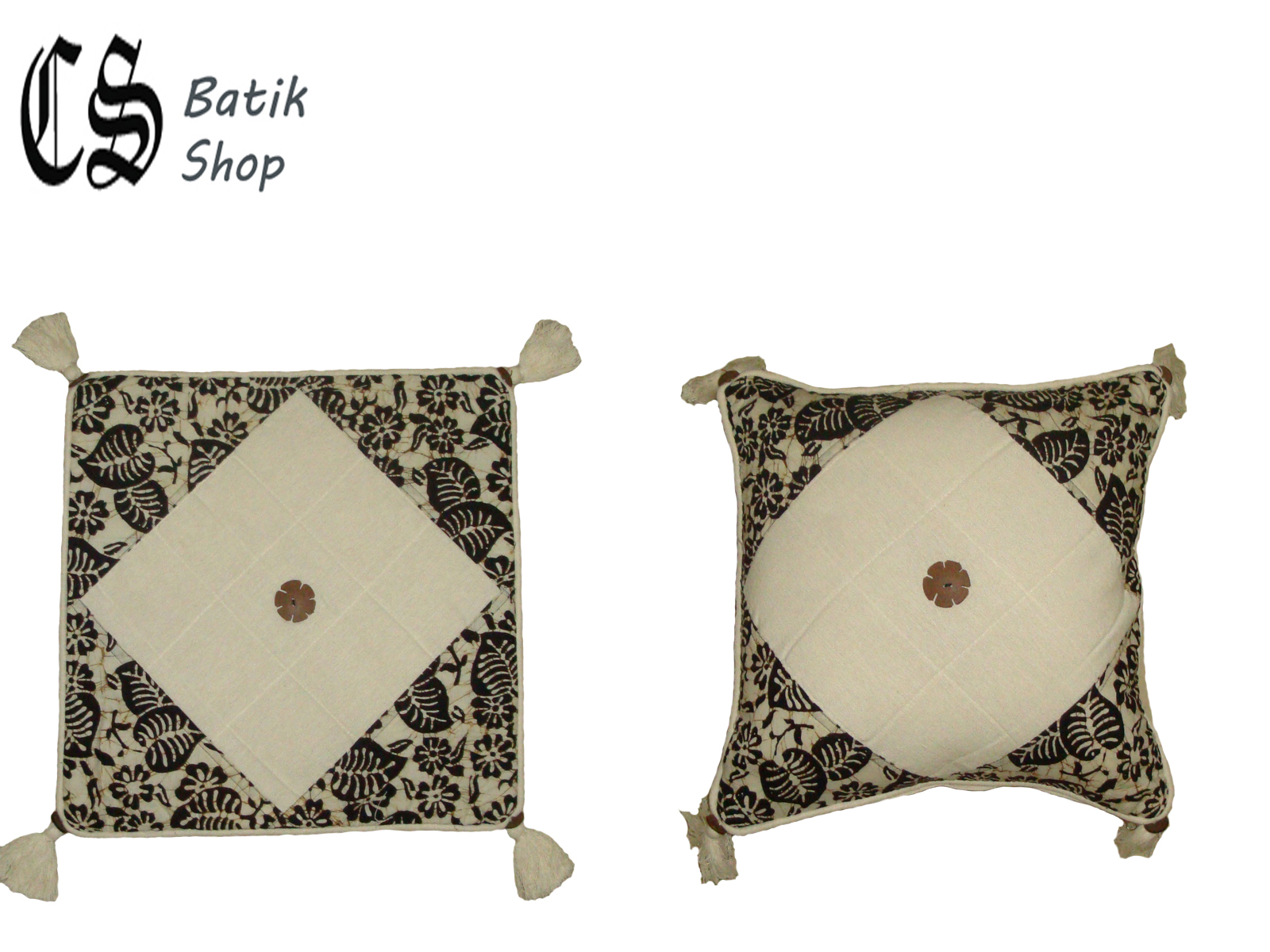 Motif Tenun Kombinasi Batik