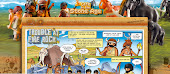 Free online Playmobil Stone Age Comic
