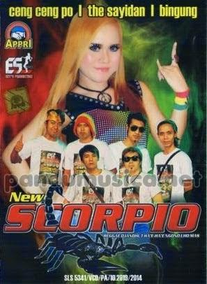 Download Album New Scorpio Reggae Djandhut Vol 3 2014 MP3
