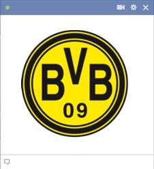 Borussia Dortmund Facebook Chat Emoticon Kode Emoticon Chat Facebook Klub (Team) Sepakbola