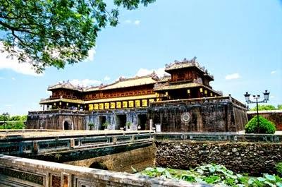 Kiến trúc Cung Đình, cố đô Huế một nét giao thoa văn hóa