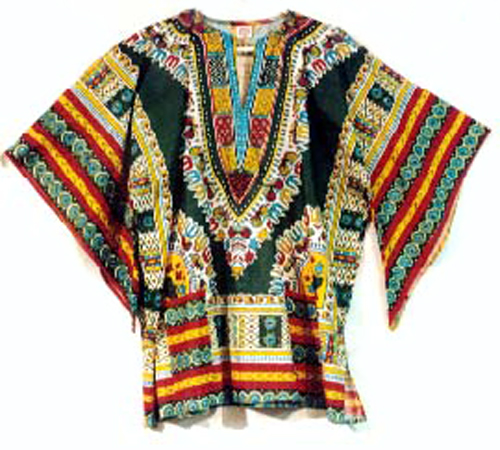 West African Traditional Clothing