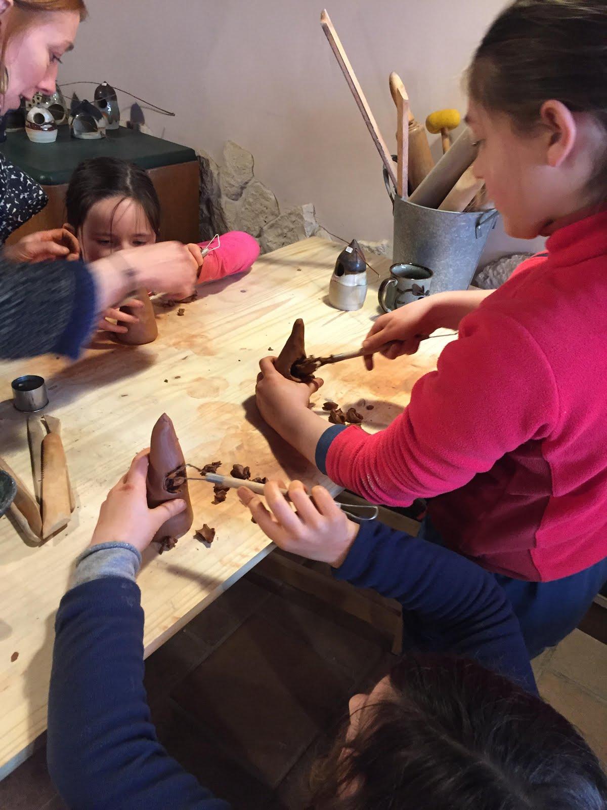 Ateliers d'initiation pour enfants