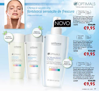 Gama Optimals Oriflame
