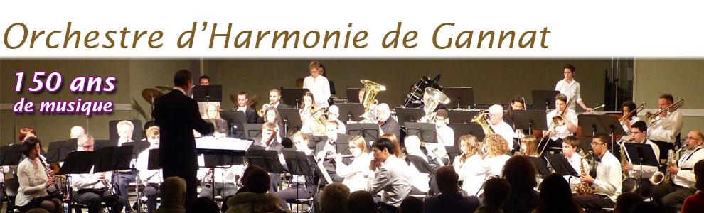 Orchestre d'Harmonie de Gannat