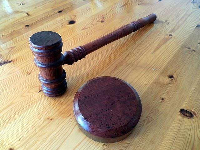 裁判イメージ