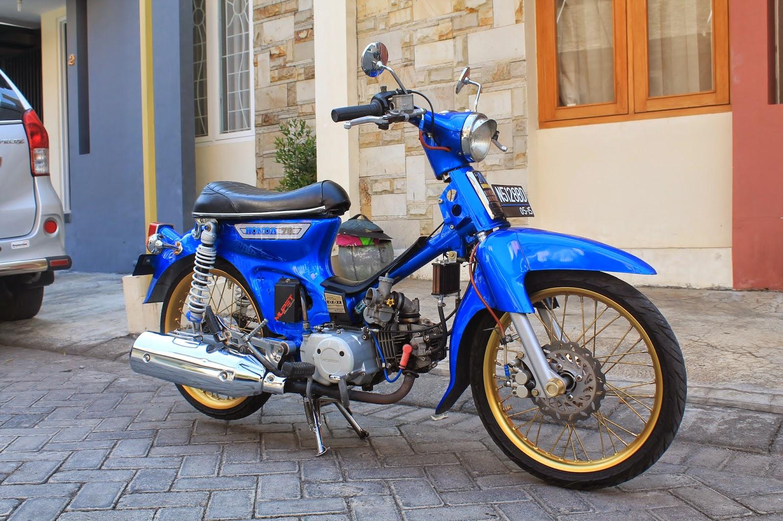 Harga Jual Sepeda Motor C70 Spesifikasi Dan Harga Terbaru Honda C70 Di Pasaran 100 Gambar