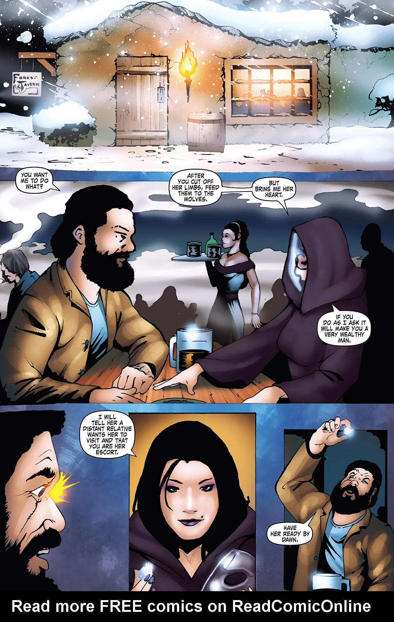 Grimm Fairy Tales (2005) Issue #7 #10 - English 11
