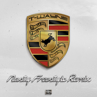 T-Wayne - Nasty Freestyle (feat. Ty Dolla $ign and Chedda Da Connect) [Remix] - Single Cover