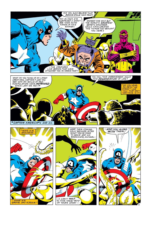 Captain America (1968) Issue #277 #193 - English 3