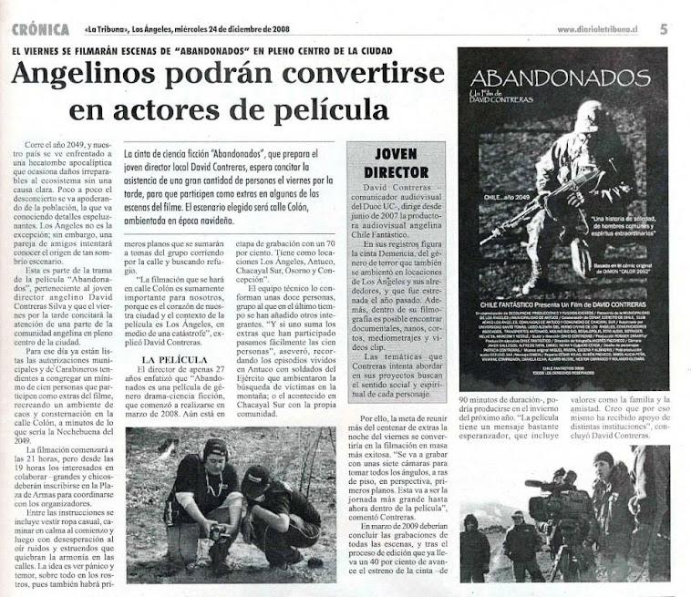 ABANDONADOS prensa
