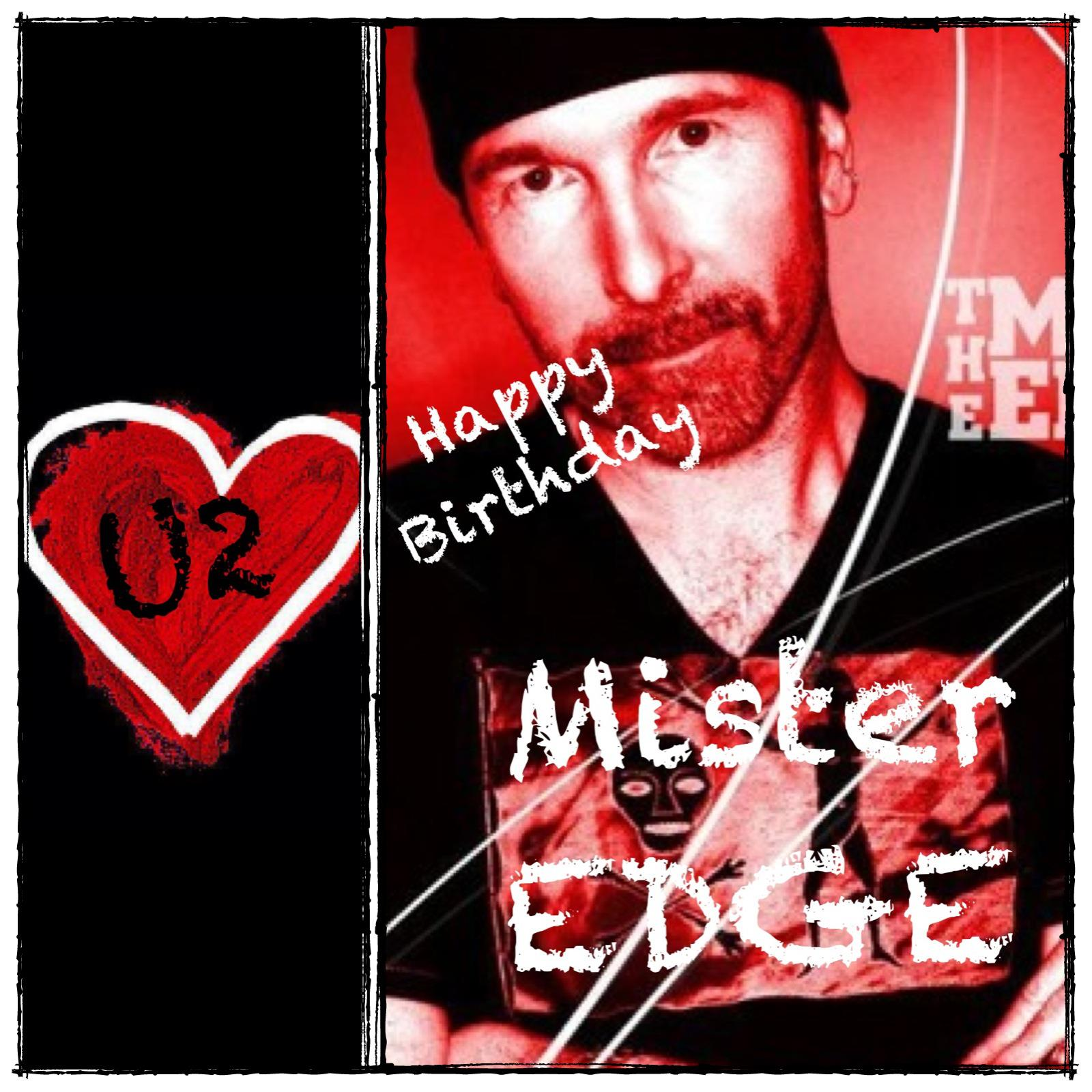 Afbeeldingsresultaat voor happy birthday the edge
