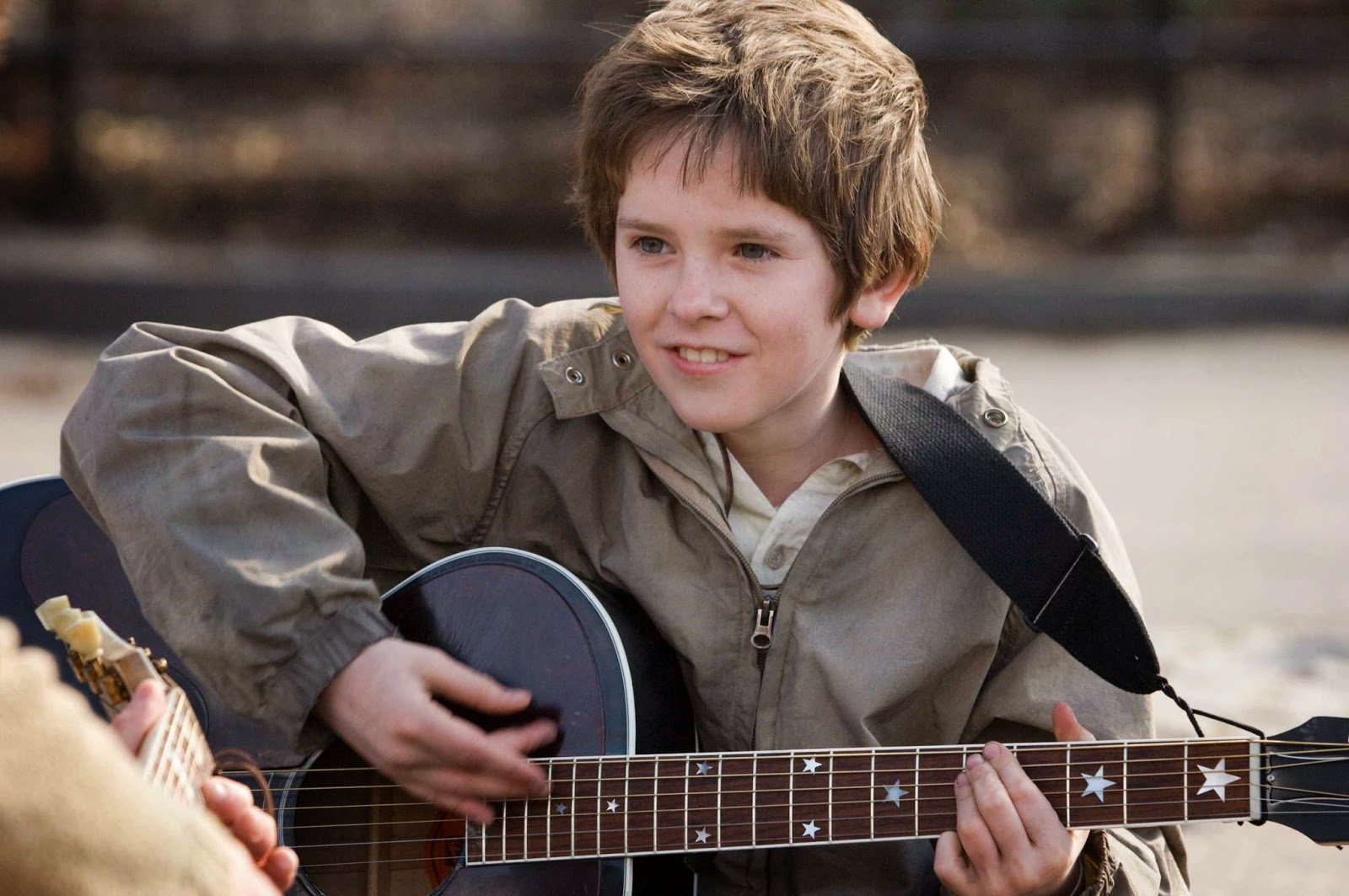 movie august rush based on true story