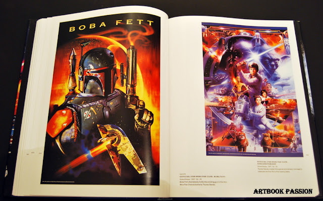 STAR WARS - THE POSTER BOOK DSC_0149