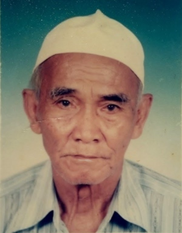 Hj Ibrahim bin Haji Abdul Rahman
