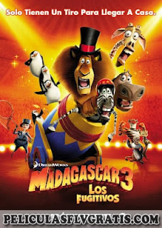 Madagascar 3 Online Gratis
