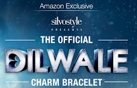 Amazon India Exclusive : The Official Dilwale Charam Bracelet at Rs. 2385 : BuyToEarn