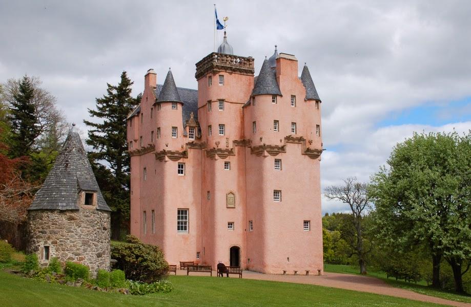 Le château Craigievar