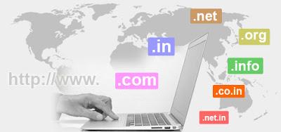 pengertian domain dan hosting