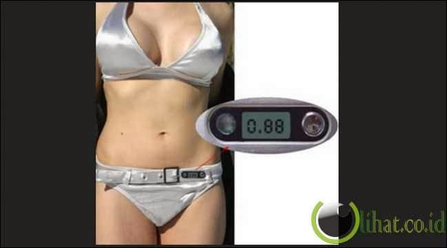 Bikini UV Meter
