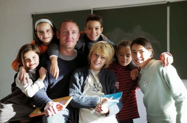 Los buenos maestros