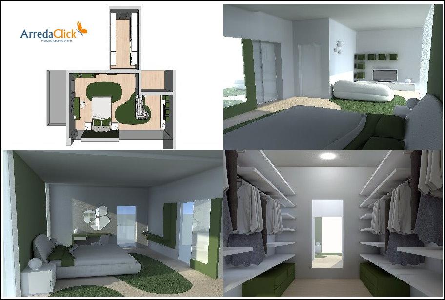 Arredaclick muebles italianos online arquitectura de for Muebles italianos