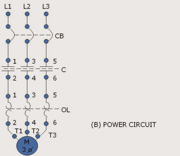 two station motor control