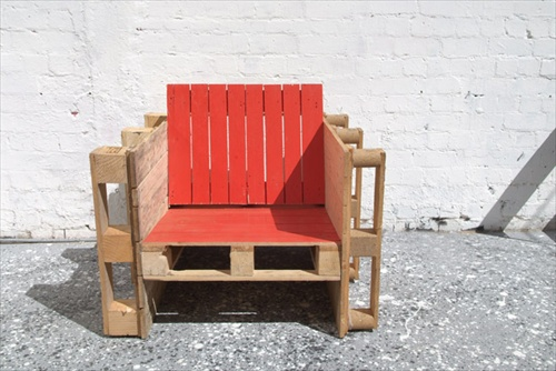 Do it yourself tasks for your pallet chairs pallet furniture - Do it yourself furniture ideas ...