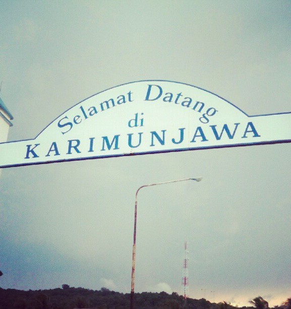 "PublicRuns: Karimunjawa ""si Taman Bawah Laut Pulau Jawa"""