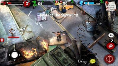 3 Game Zombie Android Paling Seru Untuk Dimainkan