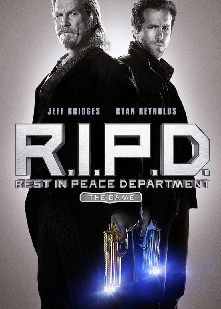 RIPD THE GAME