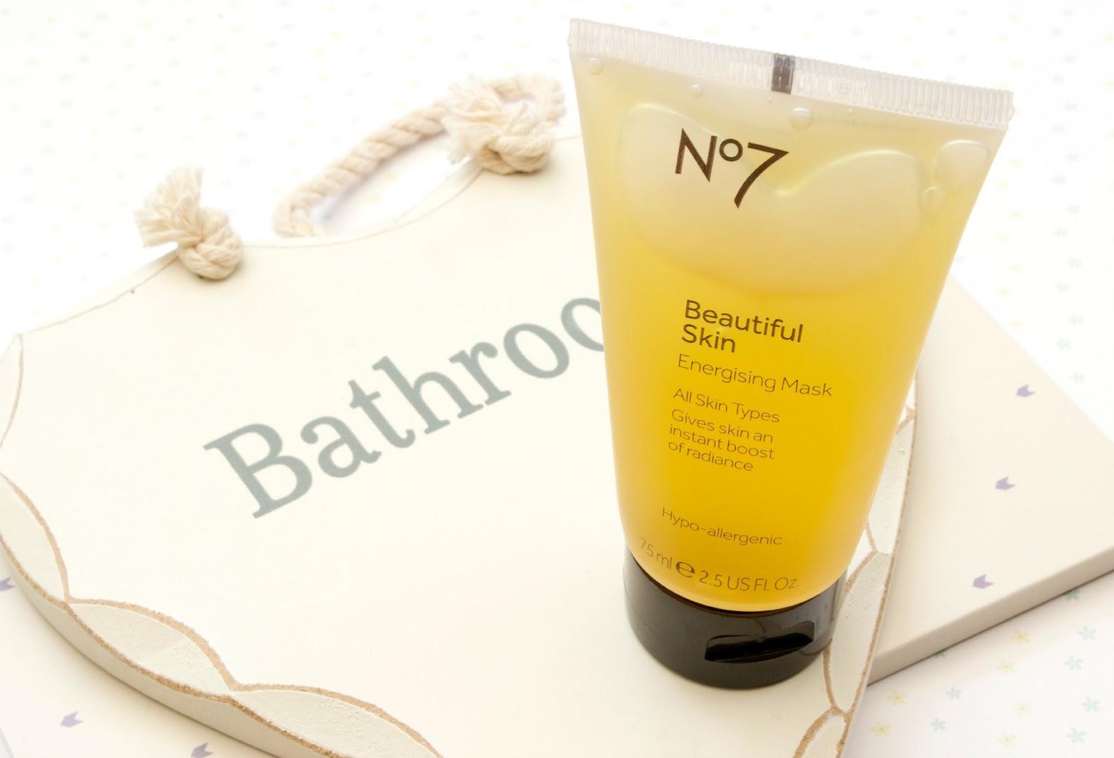 No7 Beautiful Skin Energising Mask